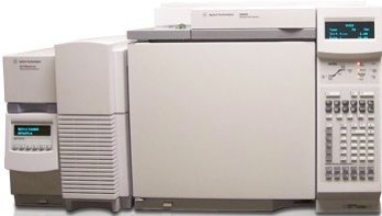 Agilent 5973 and 6890 GC